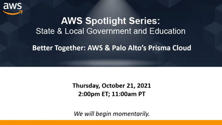 Better Together: AWS & Palo Alto's Prisma Cloud