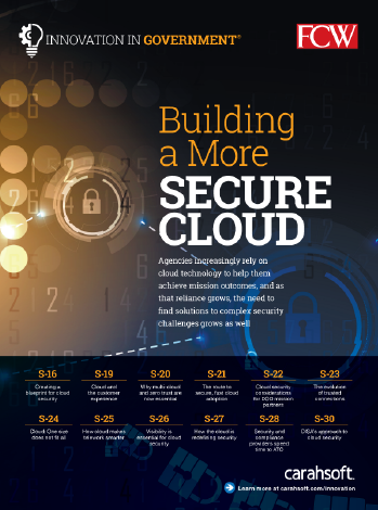FCW FedRAMP and Cloud Security Report cover