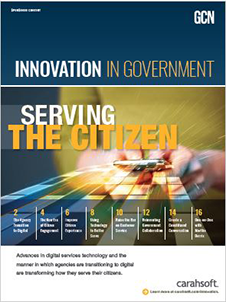 Innovation in Government: Serving the Citizen