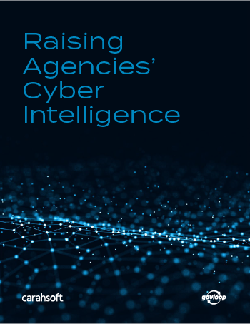 Raising Agencies' Cyber Intelligence Guide cover